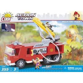 COBI Action Town Duży wóz strażacki 355 kl. (1474)