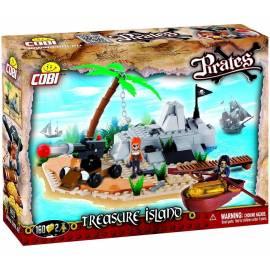 COBI Pirates Wyspa skarbów 160 kl. (6013)