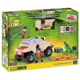 COBI Small Army Samochód terenowy 120 kl. (2374)