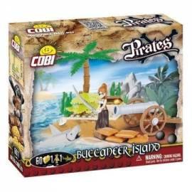 COBI Pirates Wyspa piratów 60 kl. (6011)