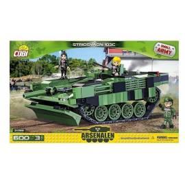 COBI Small Army Szwedzki czołg stridsvagn 103C 600 kl. (2498)
