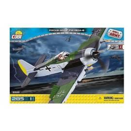COBI Small Army Myśliwiec niemiecki Focke-Wulf 285 kl. (5535)