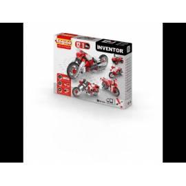 ENGINO Klocki Inventor 12 models motorbikes - motory