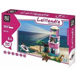 Klocki Blocki Lalilandia Latarnia Morska 303 kl. (KB0182)