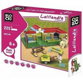 Klocki Blocki Lalilandia W stadninie 225 kl. (KB0186)