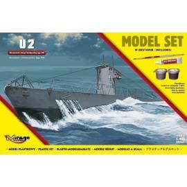 Okręt Podwodny U2 MIRAGE
