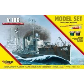 Okręt Torpedowy V106 MIRAGE