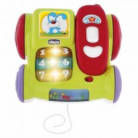 Muzyczny telefon, zabawka interaktywna CHICCO