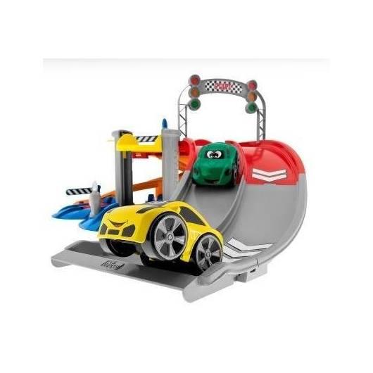 Elektroniczny garaż Stop & Go, zabawka interaktywna CHICCO