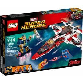 Lego SUPER HEROES 76049 Kosmiczna misja