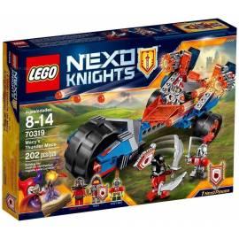 Lego NEXO KNIGHTS 70319 Gromowa maczuga Macy