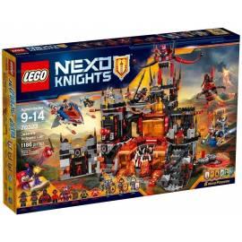 Lego NEXO KNIGHTS 70323 Wulkaniczna kryjówka Jestr