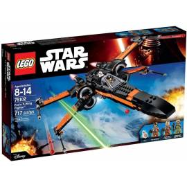 Lego STAR WARS 75102 X-Wing Fighter Poe