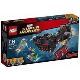 Lego SUPER HEROES 76048 Atak Żelaznej Czaszki