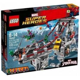 Lego SUPER HEROES 76057 SpiderMan:Pajęczy wojownik