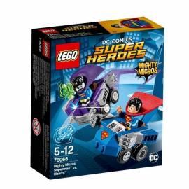 Lego SUPER HEROES 76068 Superman kontra Bizarro