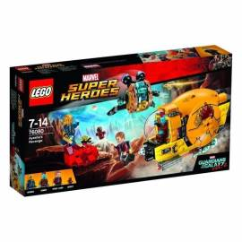 Lego SUPER HEROES 76080 Zemsta Ayeshy