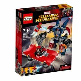 Lego SUPER HEROES 76077 Detroit Steel atakuje
