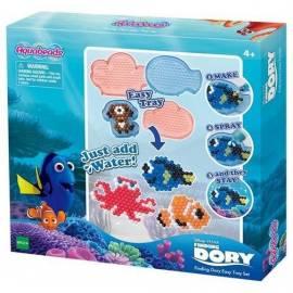 Aquabeads zestaw z łatwą podkładką Gdzie Jest Dory