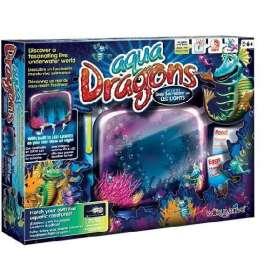 Aqua Dragons Zestaw podstawowy z lampką LED