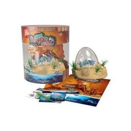 Aqua Dragons Jurassic Time Travel ze światłem