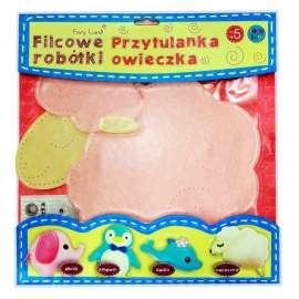 Filcowe Robótki - Przytulanka Owieczka STnux
