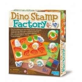 Fabryka Stempelków - Dinozaury 4M