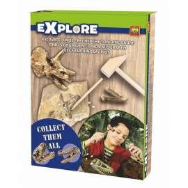 Explore Mały Archeolog - Dinozaury