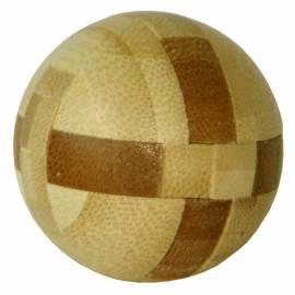 Łamigłówka 3D BAMBOO - Ball - poziom 3/4