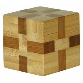 Łamigłówka 3D BAMBOO - Cube - poziom 3/4