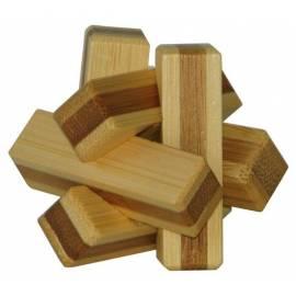 Łamigłówka 3D BAMBOO - Firewood - poziom 2/4