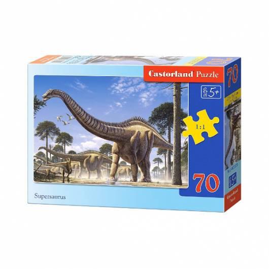 CASTOR 70 EL. Supersaurus
