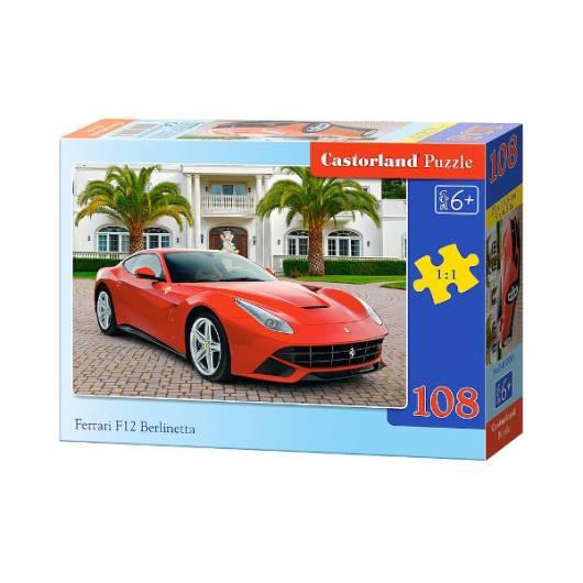 CASTOR 108 EL. Ferrari F12 Berlinetta