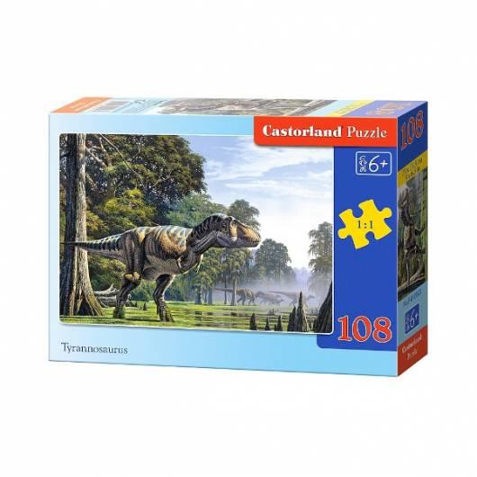 CASTOR 108 EL. Tyrannosaurus