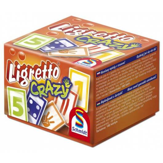Ligretto Crazy (edycja polska)