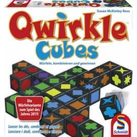 Gra Qwirkle Cubes