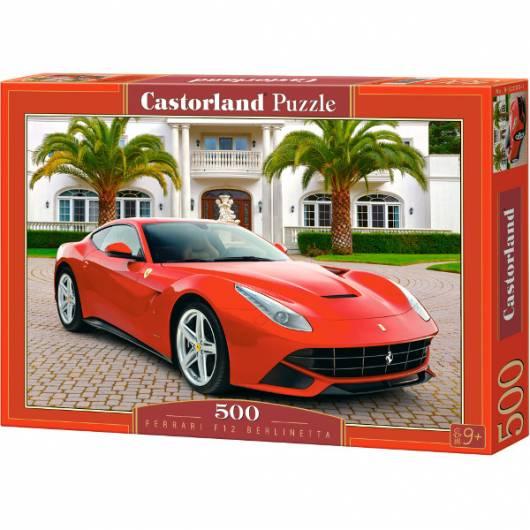 CASTOR 500 EL. Ferrari F12 Berlinetta