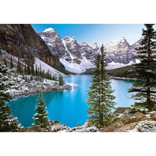 CASTOR 1000 EL. Kanada, Górskie jezioro