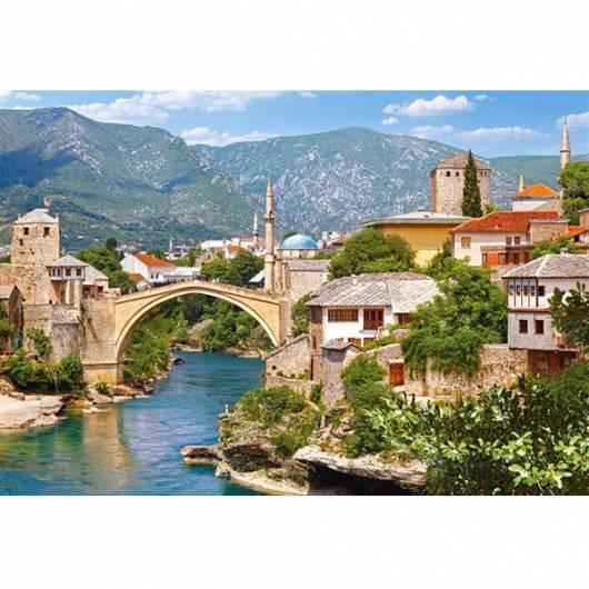 CASTOR 1000 EL. Mostar Bośnia Hercegowin