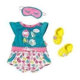 Baby born - Ubranko piżamka z butami