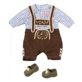 Baby born - Strój chłopięcy Bawarski
