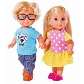 Evi i Timmy Pierwszy Dzień w Szkole