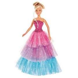Steffi w sukni wieczorowej