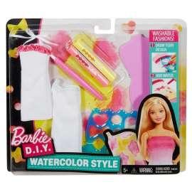 Barbie D.I.Y. Zrób to sama. Akwarelowe wzory