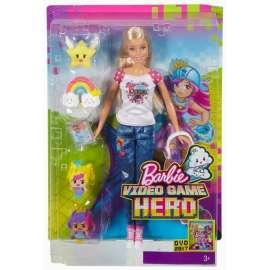 Barbie w Świecie Gier Lalka