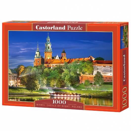 CASTOR 1000 EL. Zamek Wawel, Polska