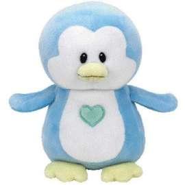 Baby Ty Twinkles - Niebieski Pingwin 15cm