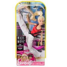 Barbie. Mistrzyni sztuk walki