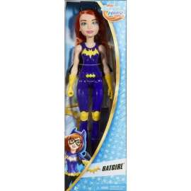 DC Super Hero Girls Lalka podstawowa. Batgirl
