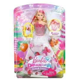 Barbie Dreamtopia. Księżniczka Magiczne Melodie